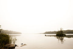 Quiet Lake Royalty Free Stock Images