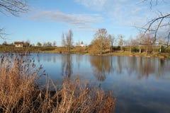 Quiet Lake Stock Photography