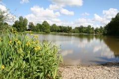 Quiet Lake Stock Photo