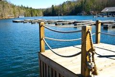 Quiet Lake/Winter royalty free stock photo