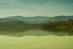 Quiet landscape Royalty Free Stock Images