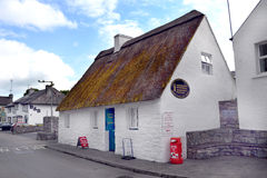 The Quiet Man Museum, Cong, Ireland Stock Photography