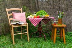 Free Quiet Place In The Garden Stock Photo - 21543720