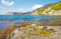 The quiet sea Stock Photo
