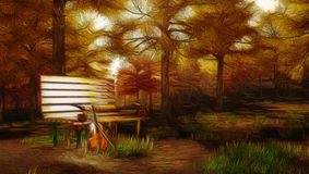 Quiet Serenade Stock Images