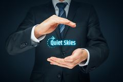 Quiet Skies by TSA Stock Images