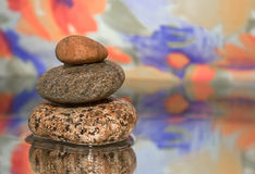 Quiet stone Royalty Free Stock Photography