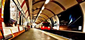 Quiet Underground Royalty Free Stock Photos