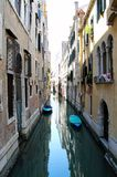 Quiet Venice Canal Royalty Free Stock Image