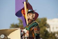 唐Quijote 免版税库存图片