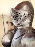 Quijote et armure Images libres de droits