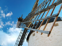 Quijote´s Windmill. At Consuegra, Toledo, Spain Royalty Free Stock Photography