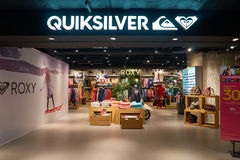 Quiksilver Stock Images