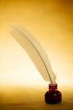 quill пера Стоковое фото RF