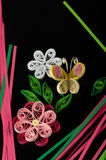 Quilling Immagine Stock