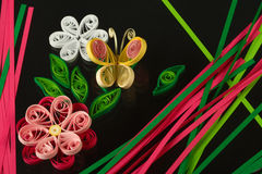 Quilling Stock Photos