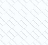 Quilling paper diagonal bricks Royalty Free Stock Image