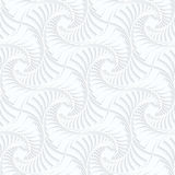 Quilling paper twisted stripes Royalty Free Stock Photography