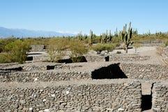Quilmes Ruins - Tucuman - Argentina Royalty Free Stock Photos
