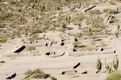Quilmes Ruins - Tucuman - Argentina Stock Photos
