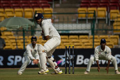 Quilolitro Rahul Cricketer imagem de stock