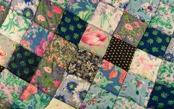 quilt заплатки Стоковые Изображения