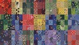 quilt картины Стоковое Изображение