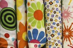 quilt ткани в стиле фанк Стоковое Изображение RF