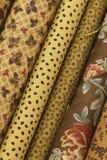 quilt ткани Стоковая Фотография RF