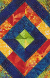 Quilt #1 Royalty Free Stock Photo