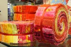 свирль quilt Стоковые Изображения RF