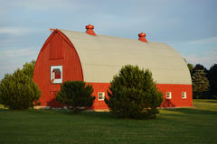 Quilt Barn Royalty Free Stock Image