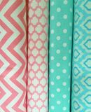 Quilt Fabric Background Royalty Free Stock Image