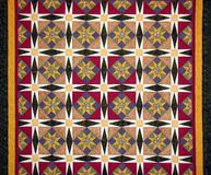 Quilt Handmade Fotos de Stock