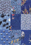 Quilt pattern Royalty Free Stock Image