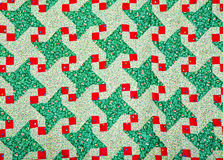 Quilt Pattern. Stock Photography