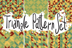 Quilt Seamless Pattern Royalty Free Stock Photos