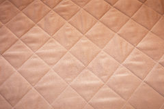 Quilted blanket soft  background Royalty Free Stock Photo