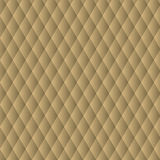 Quilted fabric background Royalty Free Stock Photography