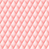 Quilted seamless pattern. Pink color Stock Images