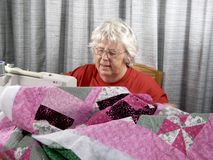 Quilting Stock Photography