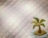 Quilting pattern Stock Images