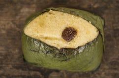 Quimbolitos ecuadorian traditional dessert Royalty Free Stock Photo