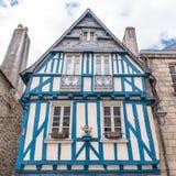 Quimper in Bretagne stockfotografie
