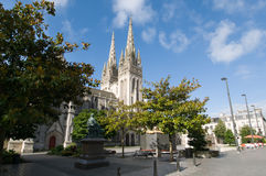 Quimper in brittany Royalty Free Stock Photo