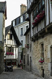 Quimperle (Brittany) Royalty Free Stock Photos