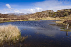 Quinag Royalty Free Stock Images