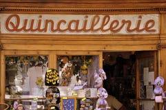 Quincaillerie w Provence (Francja) zdjęcia royalty free