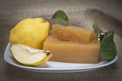 Quince cheese Stock Photos