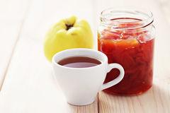 Quince confiture Royalty Free Stock Photos